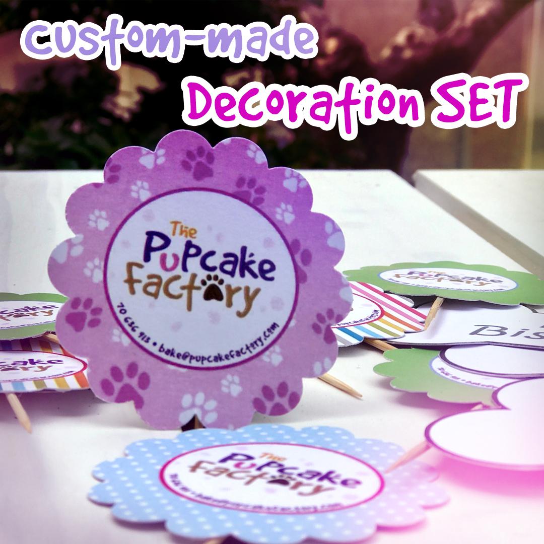 Custom-Made Decoration Set